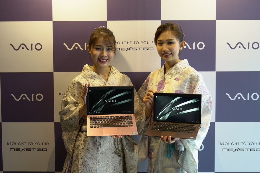 New VAIO® S11 and S13 Notebooks Officially Launched in Malaysia